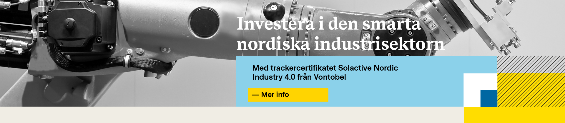 Solactive Nordic Industry 4.0
